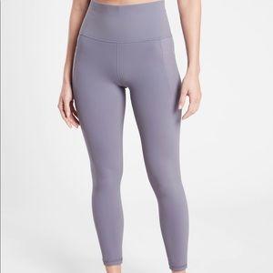 athleta high waist leggings size M